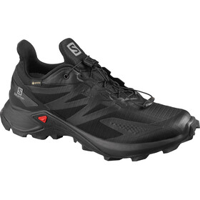 Salomon Supercross Blast GTX Shoes Women black/black/black